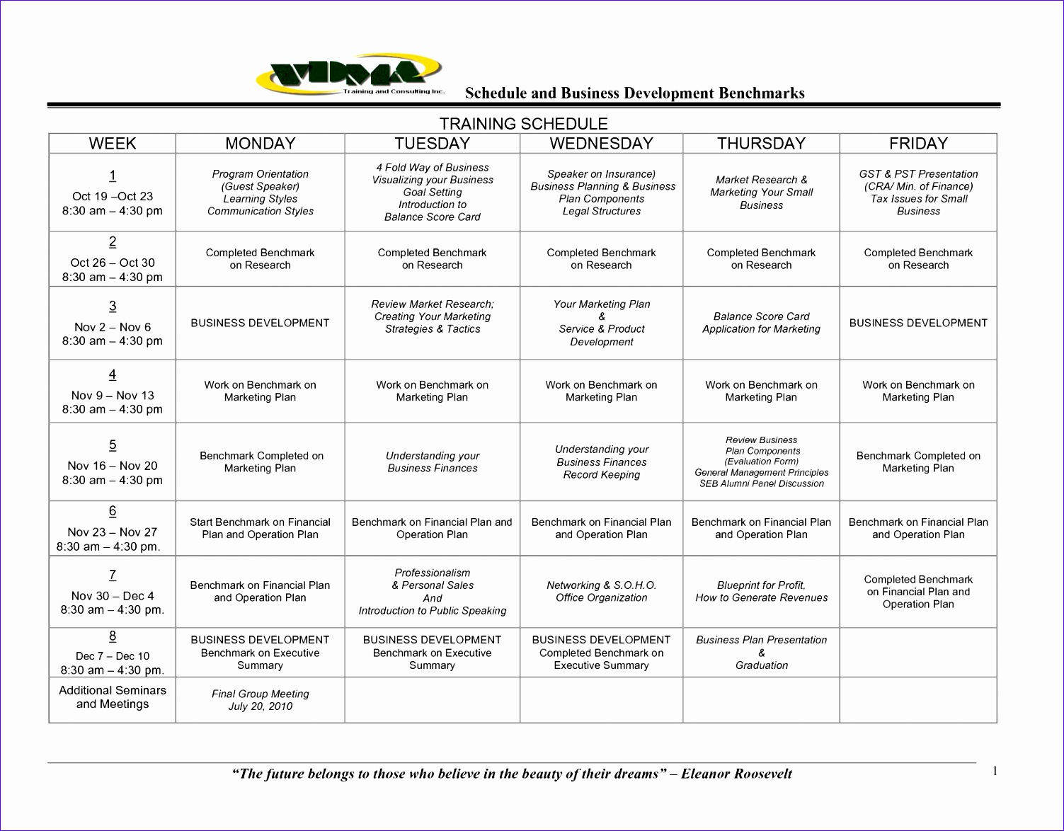 Excel Column Templates Worksheet 9 Blank