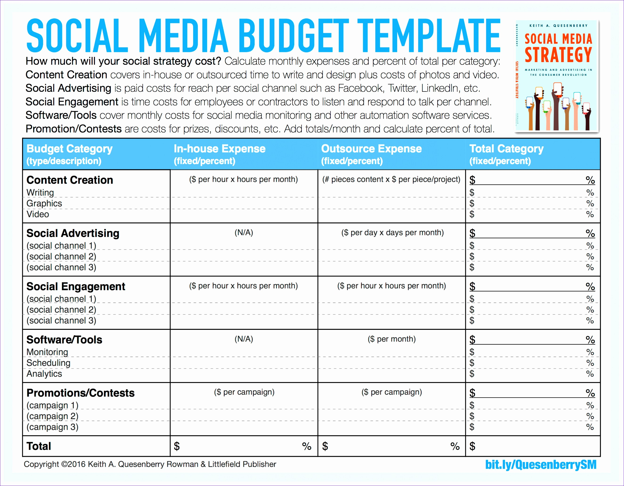 10 Monthly Budget Template Excel