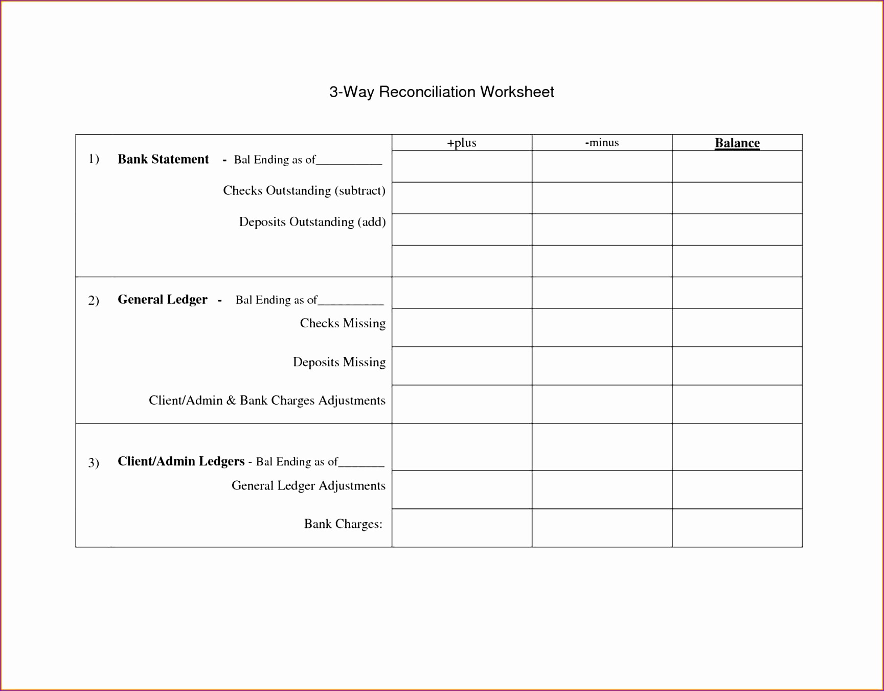 10 Ms Excel Checkbook Register Template