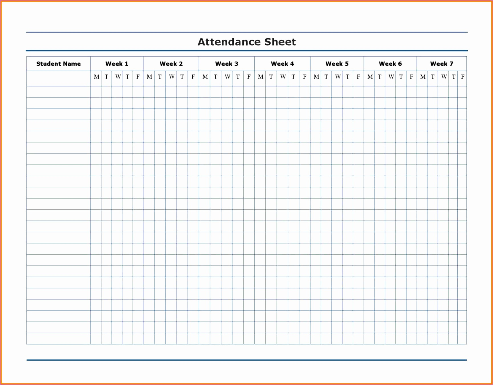 7 Ms Excel Printable Tips Calculator Template