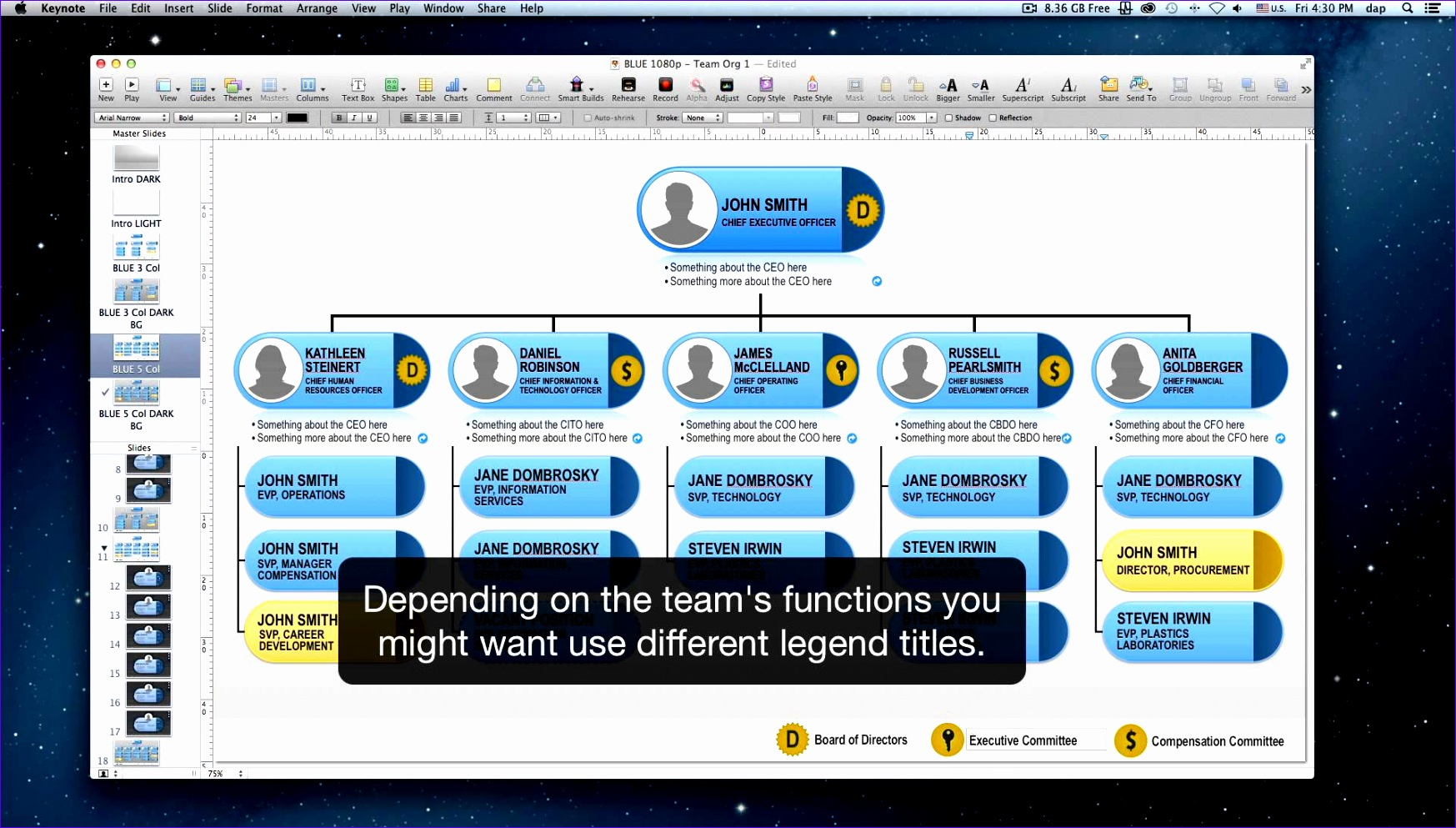 12 Organization Chart Template Excel 2010 ExcelTemplates ExcelTemplates