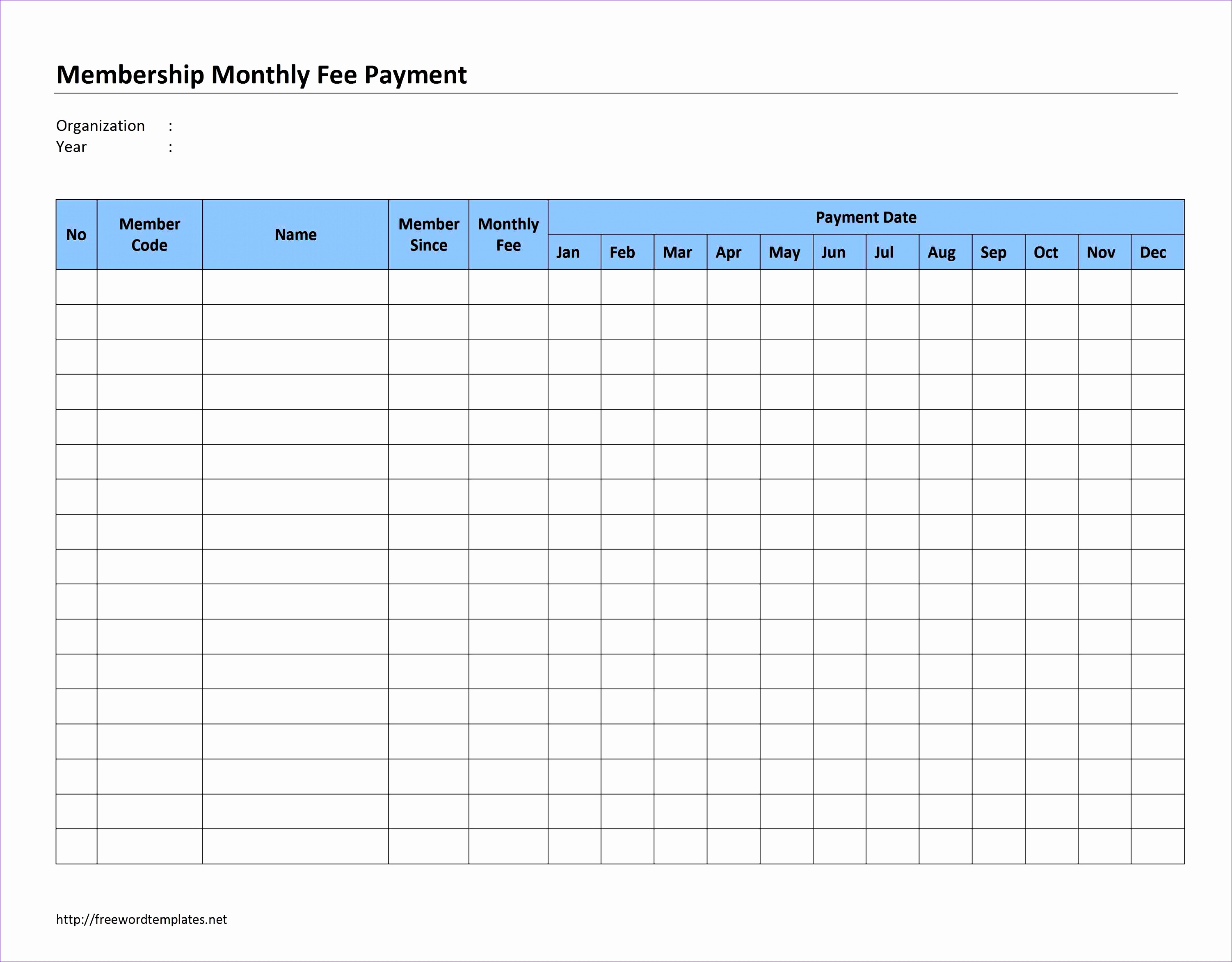 8 Payroll Slip Template Excel