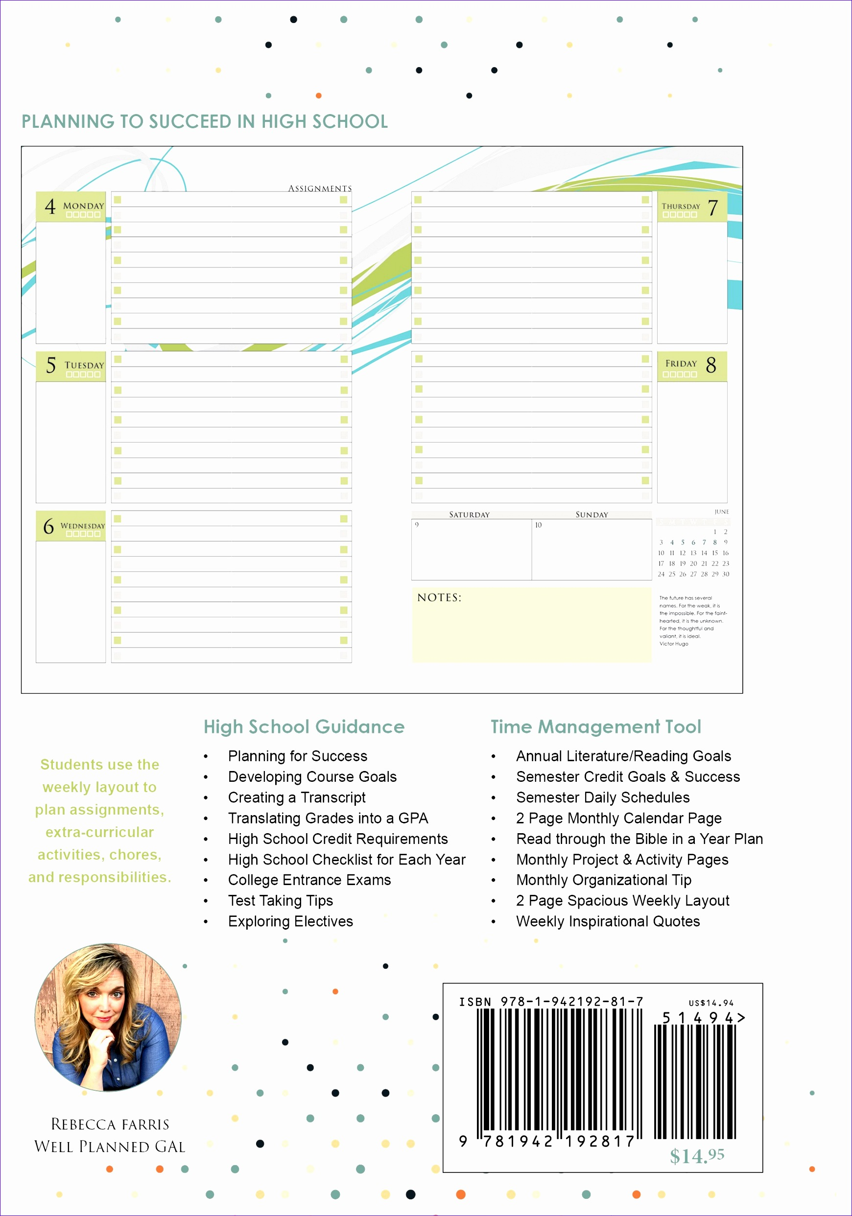 10 Student Grade And Gpa Tracker With College Credit