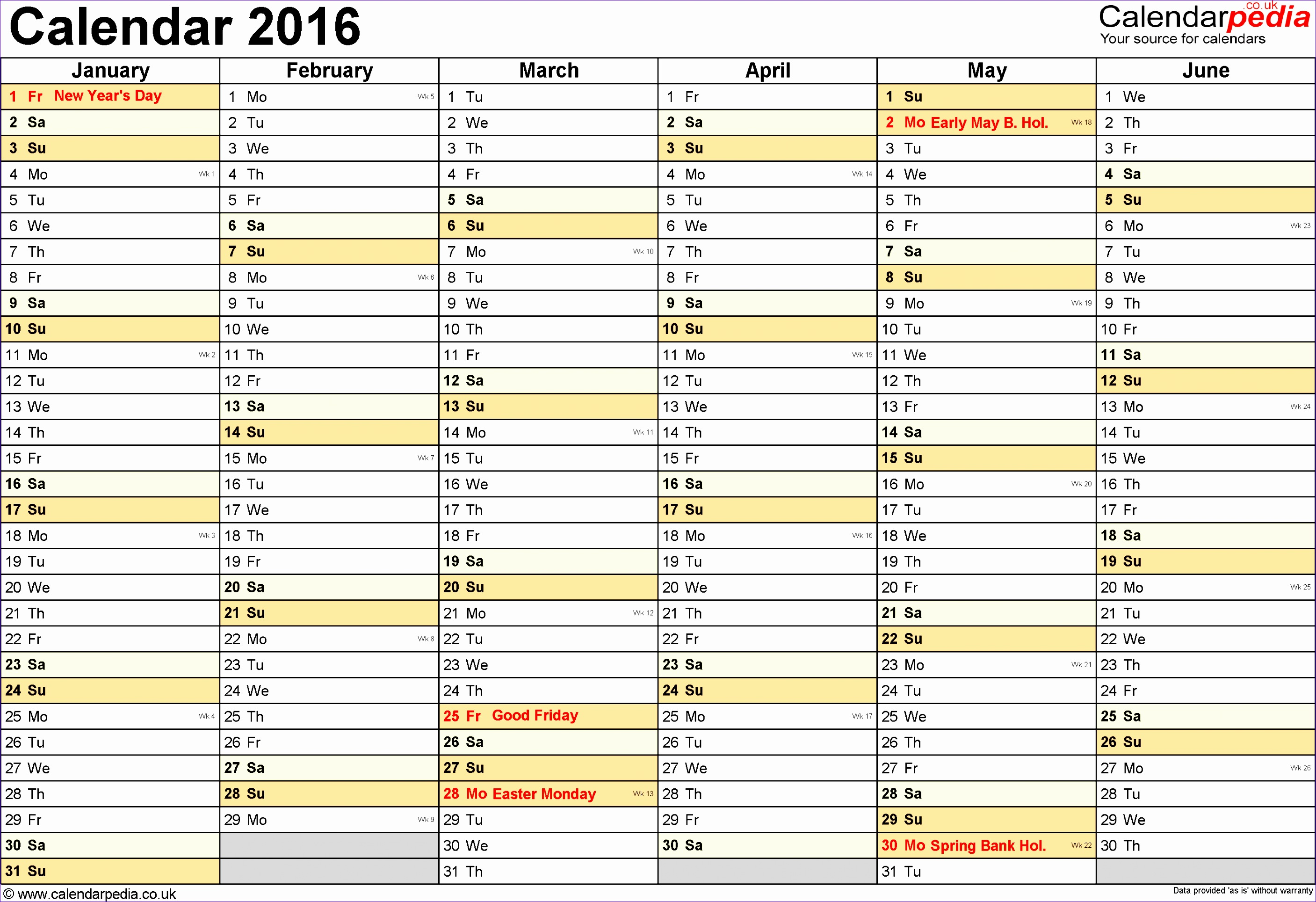 9 Work Schedule Template Excel