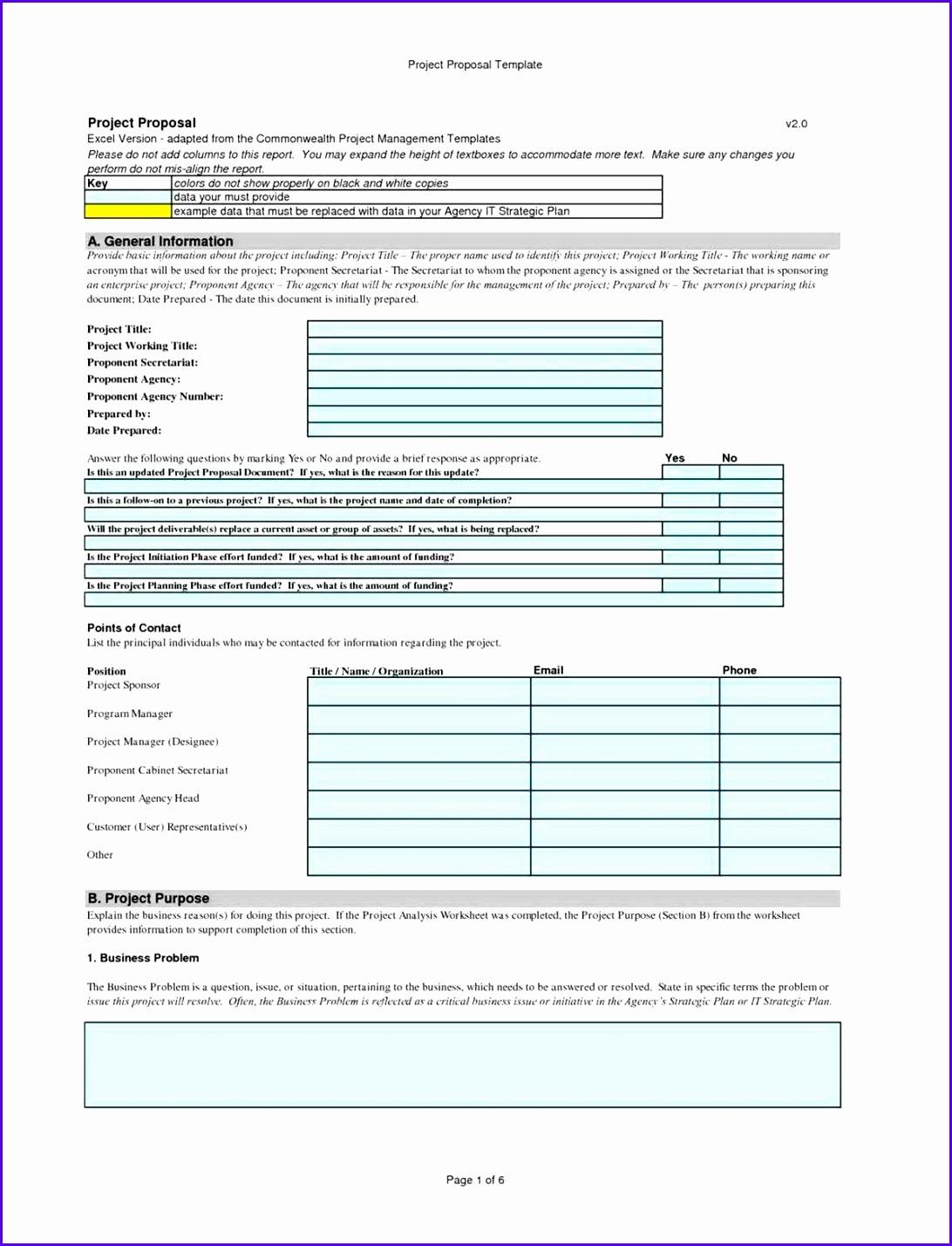 Project Home Management Worksheet
