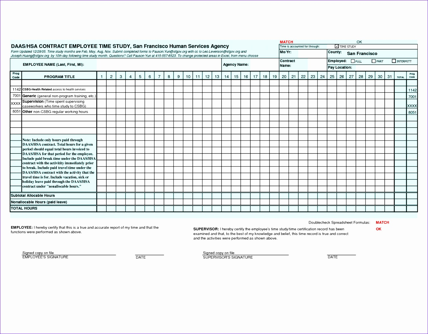 10 Excel Invoice Template