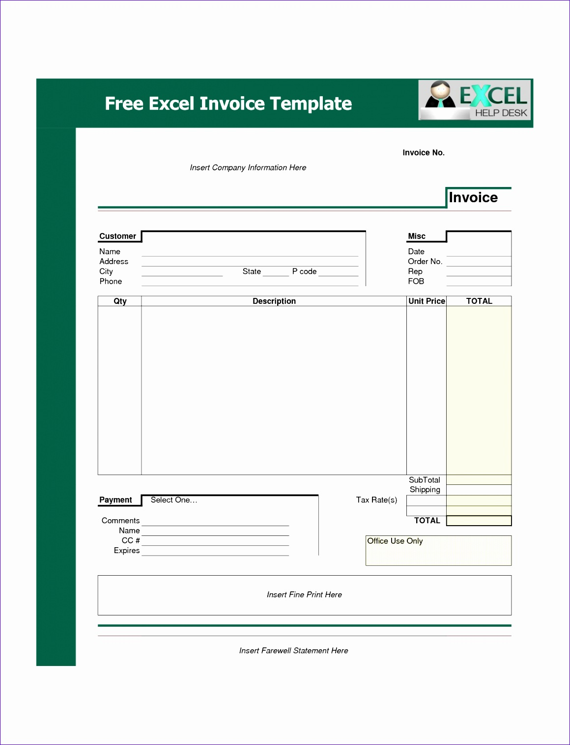10 Excel Database Templates Free Download