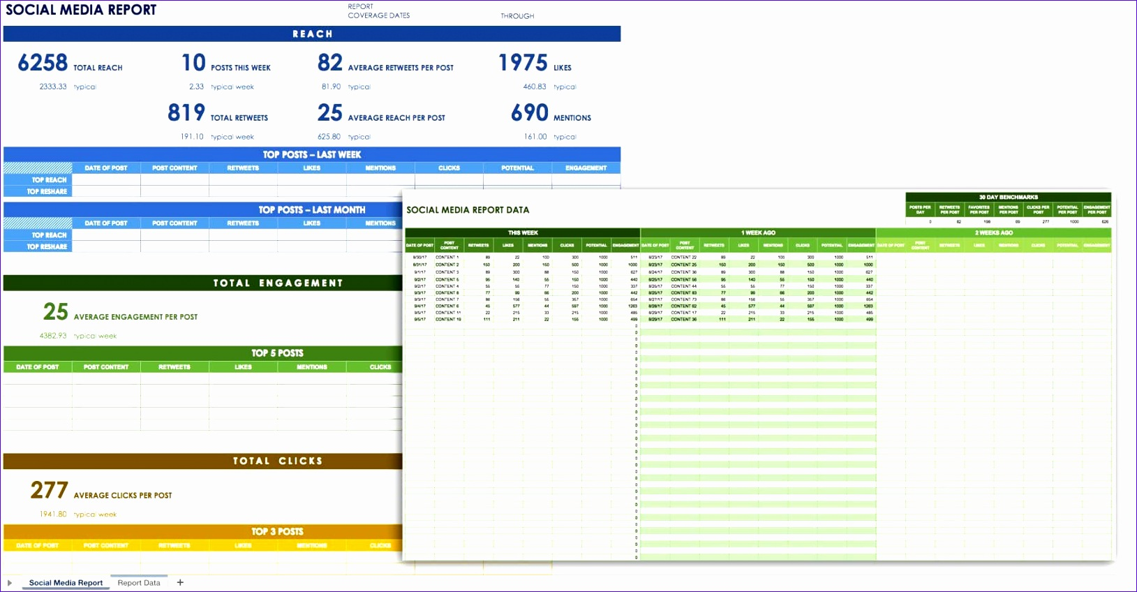 8 Excel Expense Tracking Template