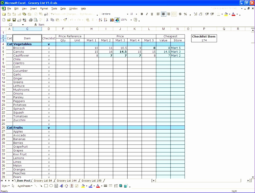 8 Excel Inventory Management Template Free
