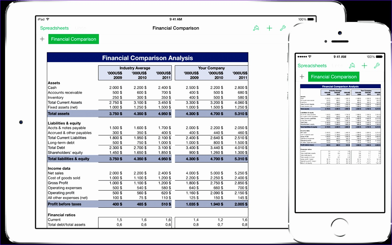 10 Excel Personal Finance Templates
