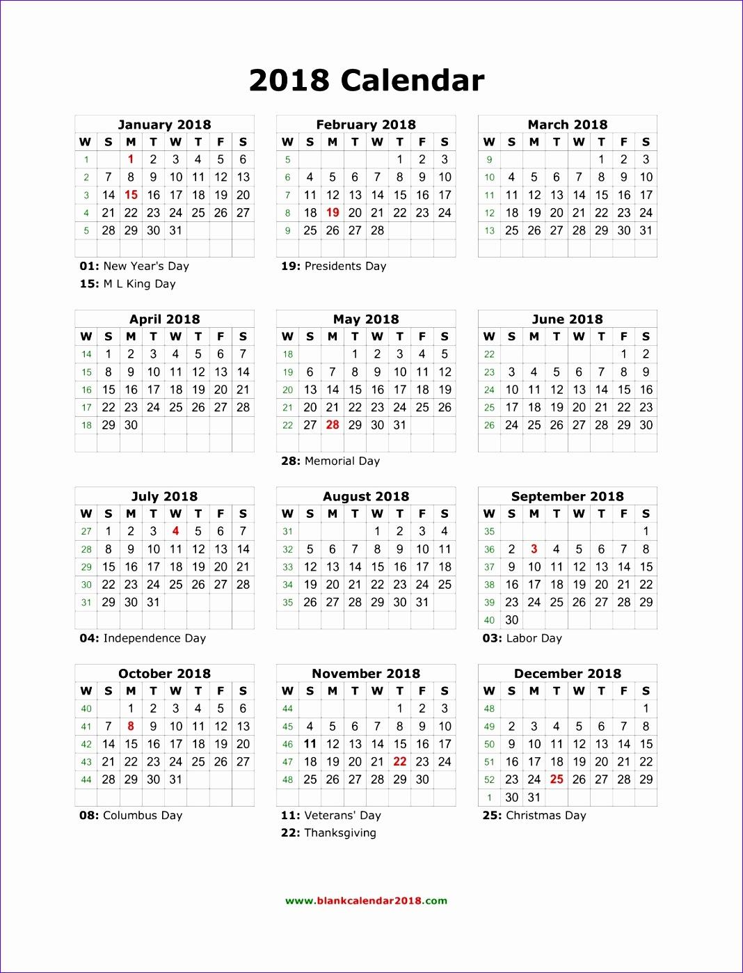 12 Excel Templates Schedule