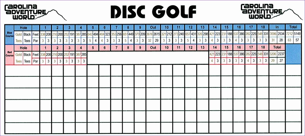 Disc golf scorecard template excel invisite disc golf score cards excel billingss co maxwellsz