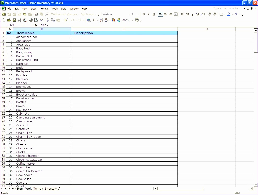 6 Issue Log Excel Template