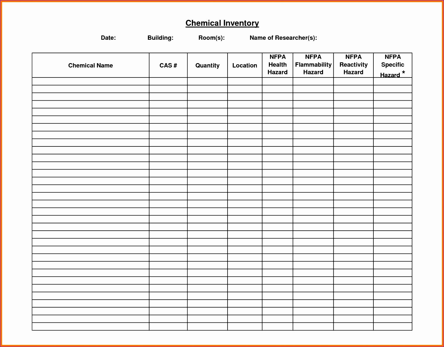 11 Itinerary Excel Template