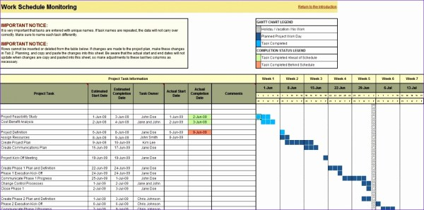 10 Microsoft Project Template Excel ExcelTemplates