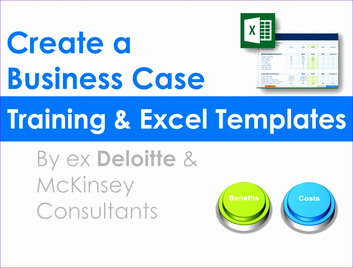 6 Process Template Excel