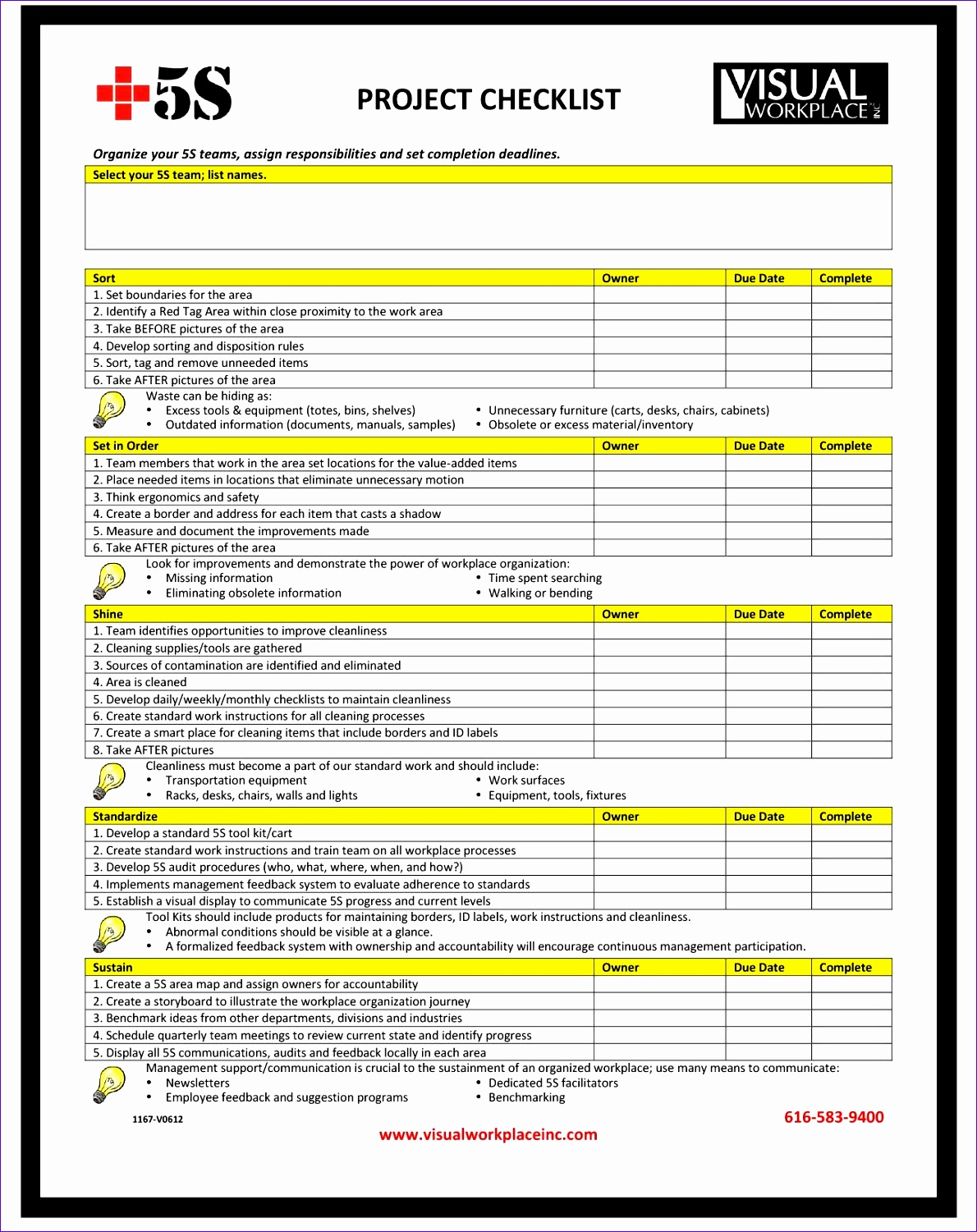 10 Project Management Template Excel Free