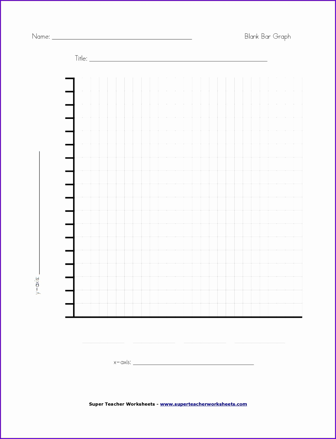 7 Excel Bar Graph Templates