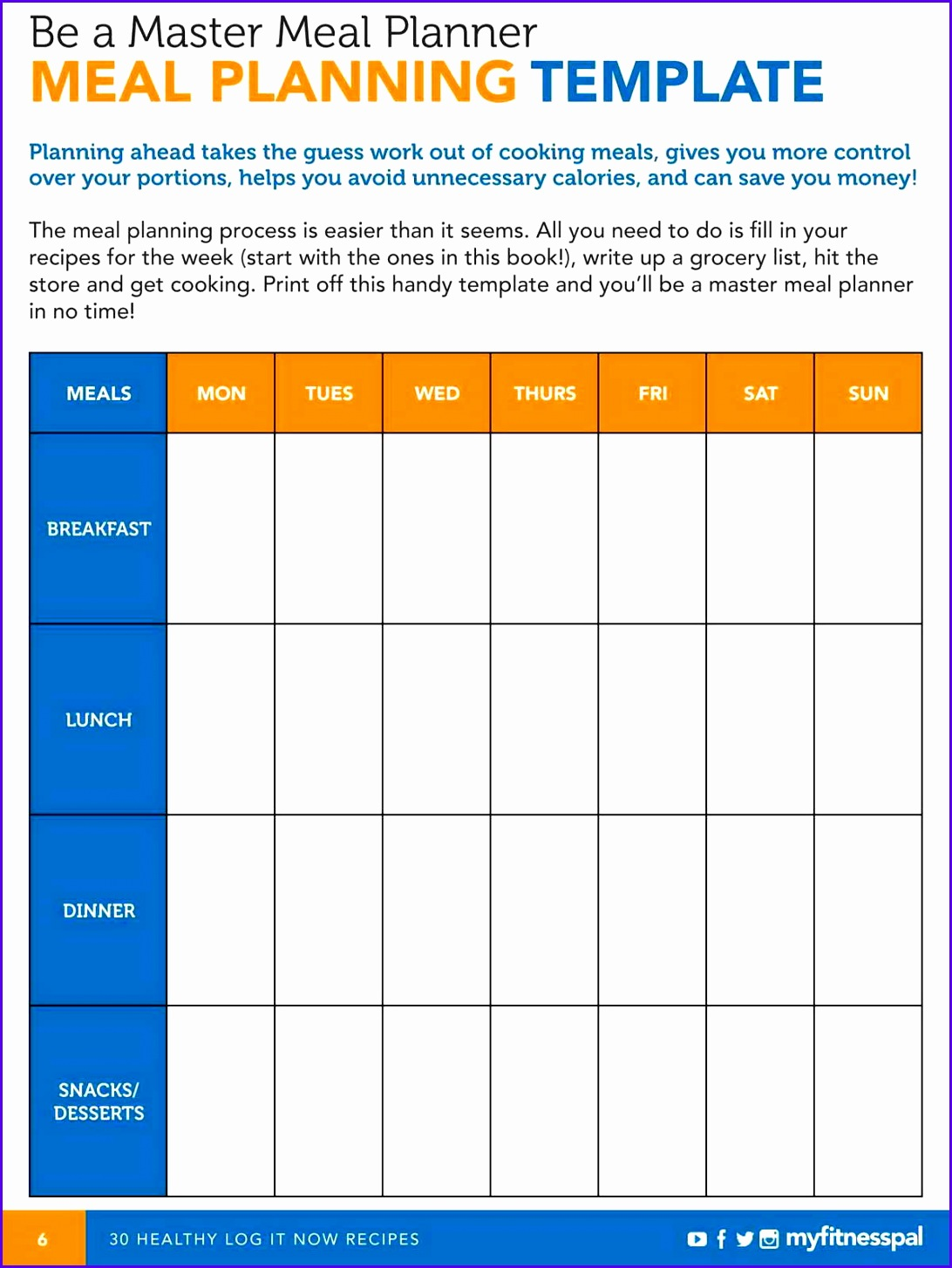 12 30 60 90 Plan Template Excel