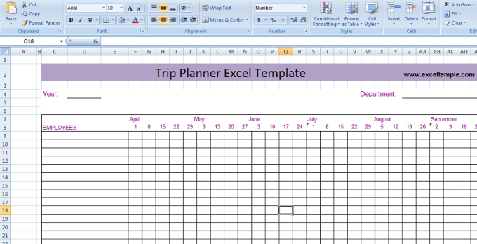 Business travel plan format excel distination business trip planner template cheaphphosting Gallery