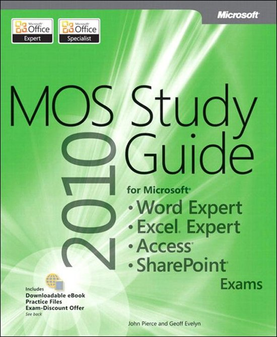 Guide expert microsoft 2013 mos for study pdf excel