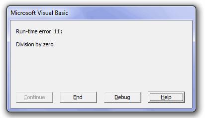 Standard-Runtime-Error-Msgbox