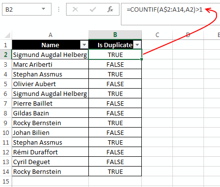 Fetch-Duplicate-Values-Using-Formula-1