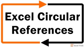 Excel Circular References