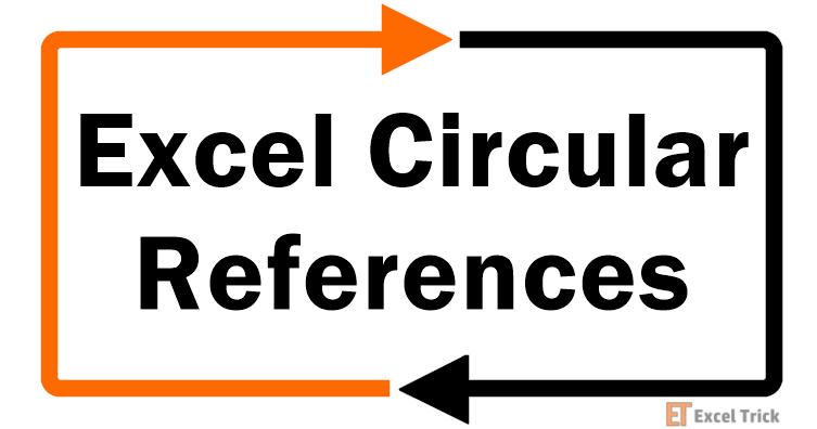 Excel Circular References