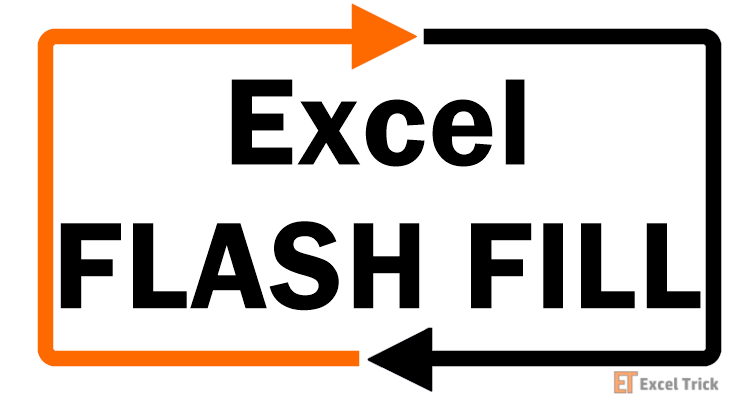 Excel-FLASH-FILL