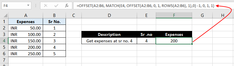 Offset-Function-In-Excel-Example-08