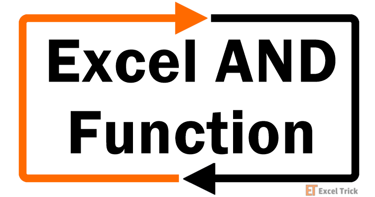 Excel AND Function