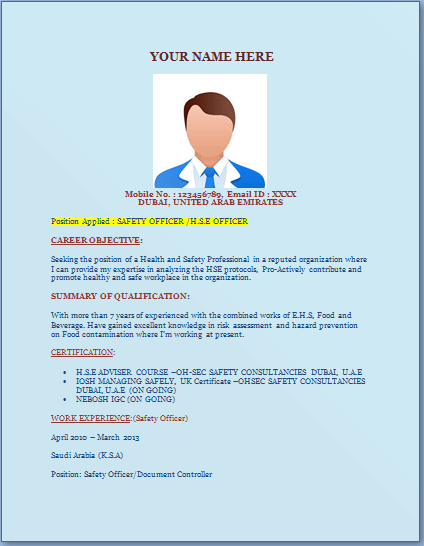 Resume Company Word Safety Officer Resume Objective Resume Summary Statements Excel with Resume Helper Pdf Resume Cv Templates Excel Word Templates Police Resume