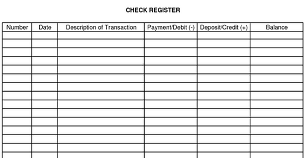 where can you buy checkbook registers