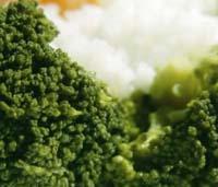 Arroz al horno con brocoli
