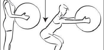 Rutina para Piernas con Fit Ball