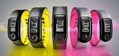 Nike + Running SportBand