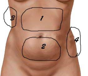reducir abdomen  8 alternativas para reducir el abdomen