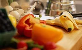 Nutricion: Vitaminas A, C y E