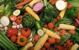 Mas verduras, frutas y menos sal
