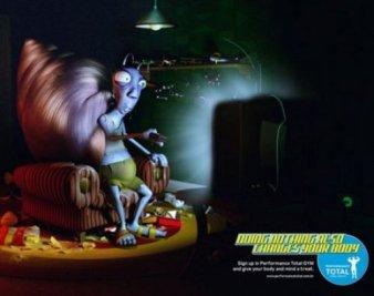 La publicidad y la obesidad