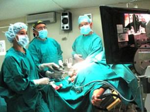 Las complicaciones de la cirugía para bajar de peso son relativamente bajas