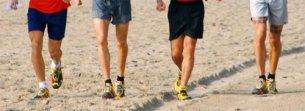 Las zapatillas de deporte personalizadas no previenen las lesiones