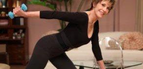 Nuevo video de ejercicios de Jane Fonda