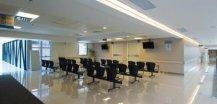 Nueva sala de Urología Ortopedia y traumatologia del Hospital Italiano