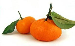 mandarinas Mandarinas contra la obesidad