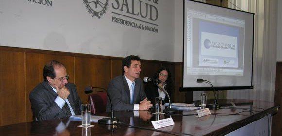 Campaña , Argentina 2014 libre de grasas tran