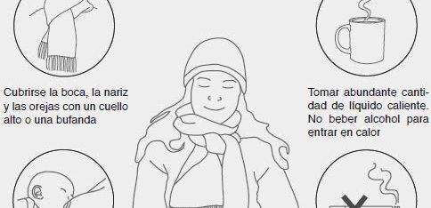 enfermedades de invierno Enfermedades de invierno, cómo prevenirlas y dónde concurrir