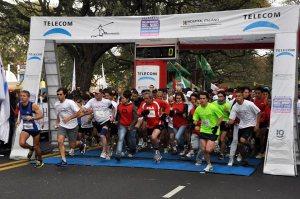 marcha aerobica 10 º Carrera y Marcha Aeróbica Por los derechos del niños curado de cáncer