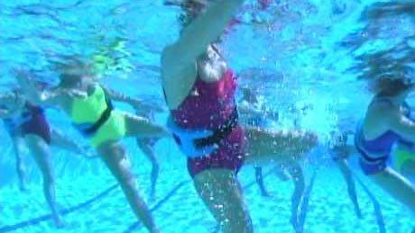 aquagym Beneficios del Aquagym